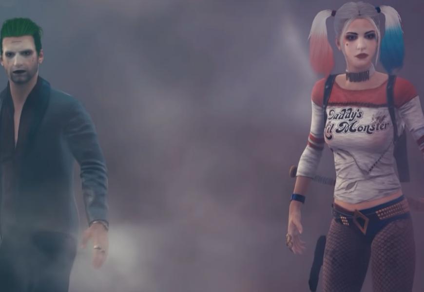 Coringa e Arlequina chegam também ao PUBG no PS4