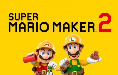 Super Mario Maker 2 anunciado para Nintendo Switch