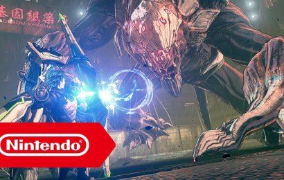 Astral Chain é o novo jogo da Platinum Games para Switch