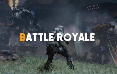 Vem ai Titanfall Battle Royale!