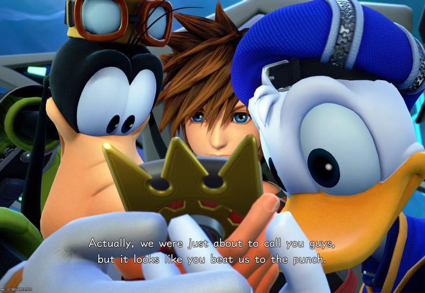 Kingdom Hearts 3 receberá DLC Re:Mind