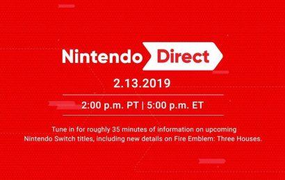 Nintendo anuncia Direct para amanhã e veremos novidades sobre Fire Emblem: Three Houses