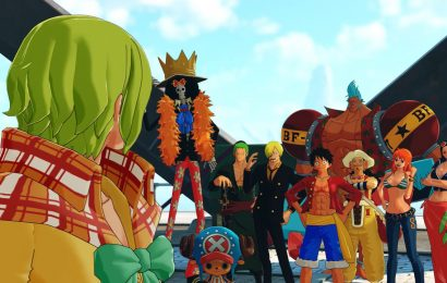 One Piece: World Seeker recebe seu sexto trailer