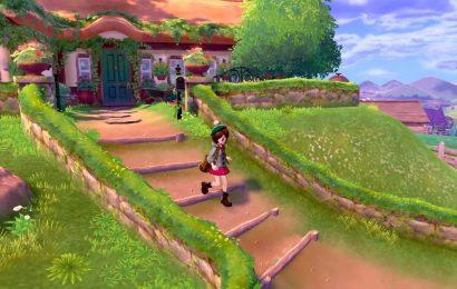 Pokemon Sword e Shield Recebe novo trailer mostrando a cidade