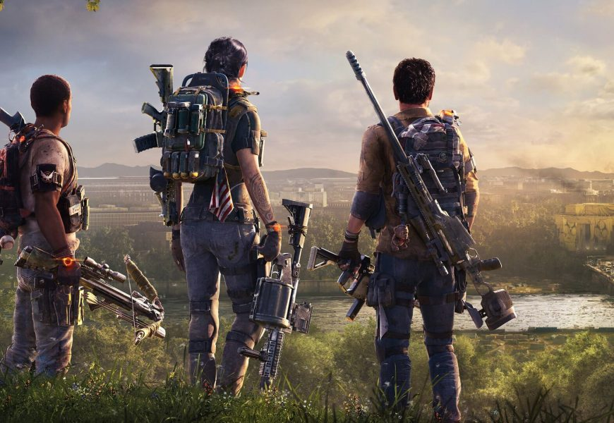 Primeira raid de The Division 2 chega no fim de Abril