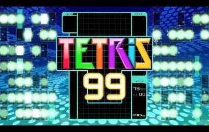 Tetris Battle Royale foi lançado gratuitamente para o Nintendo Switch
