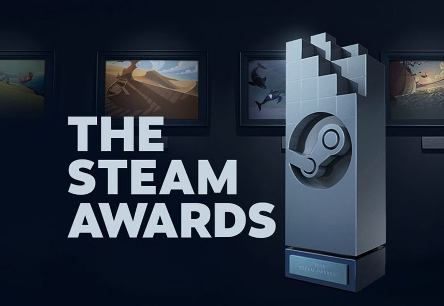 Confira os vencedores do Steam Awards 2018