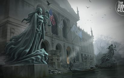 The Sinking City adiado