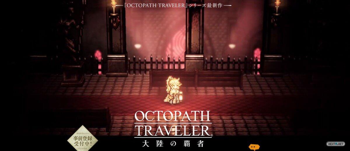 Foto de Octopath Traveler: Champions of the Continent demo será liberada em breve!