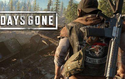 Days gone está pronto para seu lançamento!