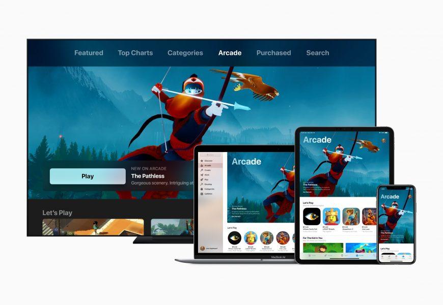 Gamer mobile? Conheça Apple Arcade, serviço de games da Apple