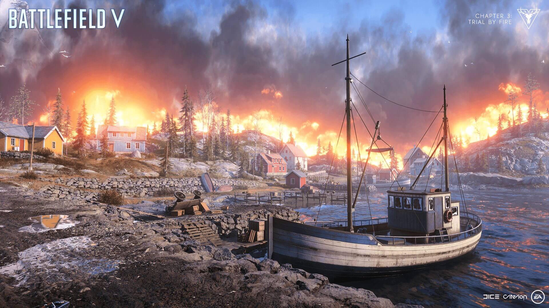 Foto de BATTLEFIELD V | Assista ao primeiro trailer de gameplay de Fogo Cruzado (Battle Royale)