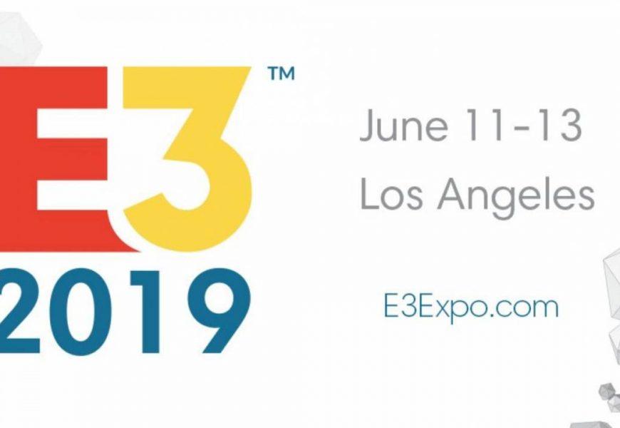 Estamos confirmados na E3 2019