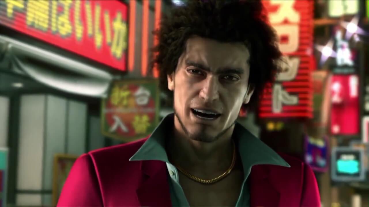 Foto de Yakuza: Like a Dragon está confirmado no Xbox Series X