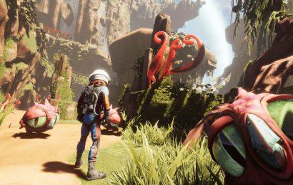 Journey to the Savage Planet recebeu novo teaser, imagens e período de lançamento