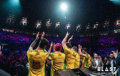 MIBR vai mal e Astralis mantém hegemonia na Blast Pro Series São Paulo