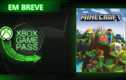 Minecraft se juntará a biblioteca do Xbox Game Pass em Abril