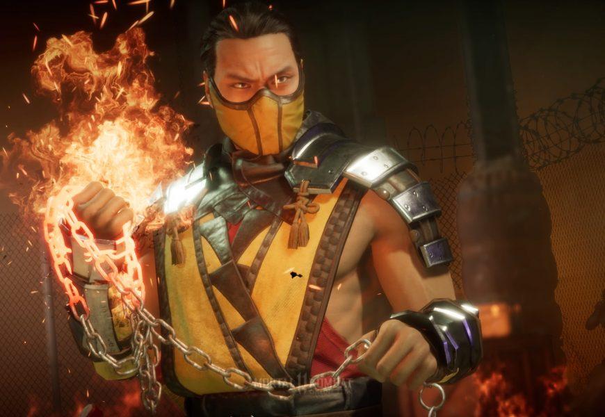 Konheça os lutadores do beta de MK11 no nosso gameplay