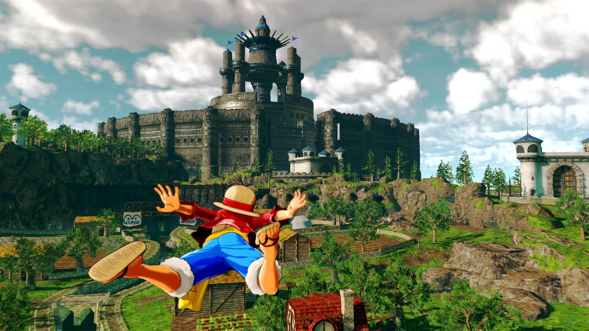 "Foto de Confira teaser do DLC ""The Void Mirror Prototype"" para One Piece World Seeker"