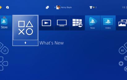 Nova atualização de hoje do PS4 permite acesso remoto pelo IOS