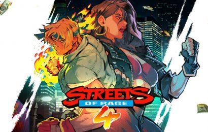 Streets of Rage 4 – Novo vídeo mostra time de estrelas para a trilha sonora