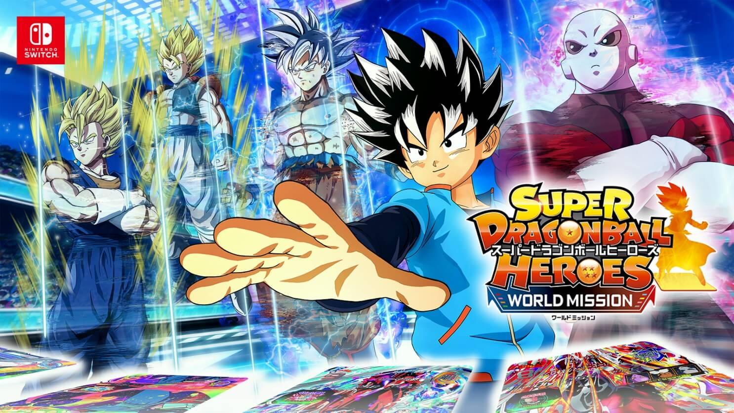 Foto de Super Dragon Ball Heroes: recebe novo trailer!