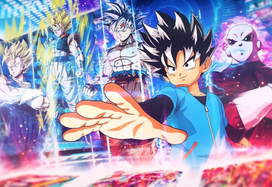 Vídeo demonstra batalha de Super Dragon Ball Heroes: World Mission
