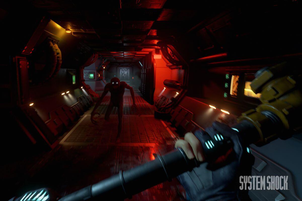 Foto de Remake de System Shock recebe novo trailer de jogabilidade!