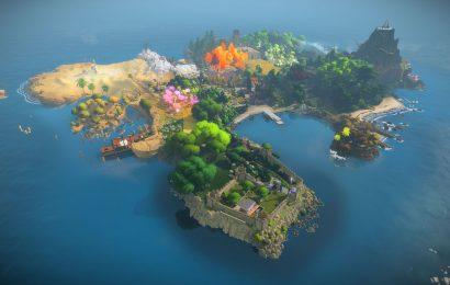 The Witness é o próximo jogo gratuito da Epic Store