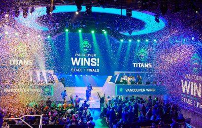 Vancouver Titans mantém favoritismo e leva a 1ª fase da Overwatch League