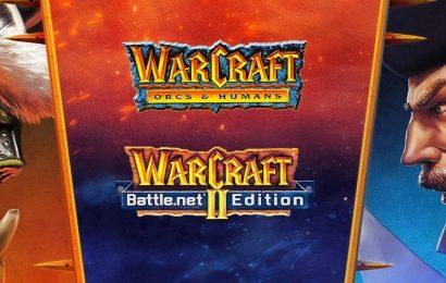 Warcraft I e II já disponíveis pela GOG