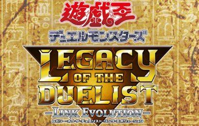Yu-Gi-Oh! Legacy of the Duelist: Link Evolution chegará ao Switch em Abril no Japão