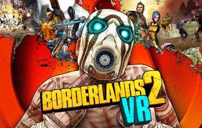 Borderlands 2 VR receberá update gratuito com todos os DLC's