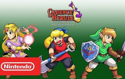 Novo Zelda anunciado para Switch, mas que não será feito pela Nintendo
