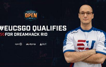 Dreamhack Rio de Janeiro: eUnited é mais um time a garantir vaga no campeonato