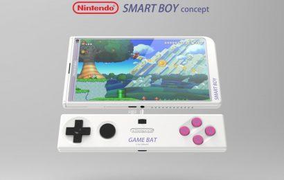 Rumor: Nintendo paneja lançar um smartphone