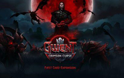 Trailer inédito da expansão Crimson Curse para GWENT e pacote de pedido antecipado