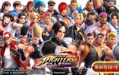 The King of Fighters All Star: não se anime, pode ser, que não seja nada do que você espera!