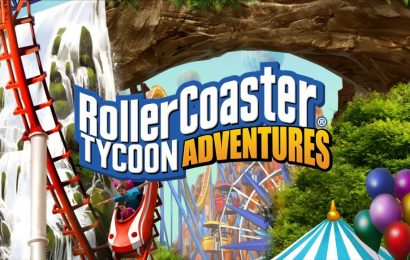 RollerCoaster Tycoon Adventures chega ao PC