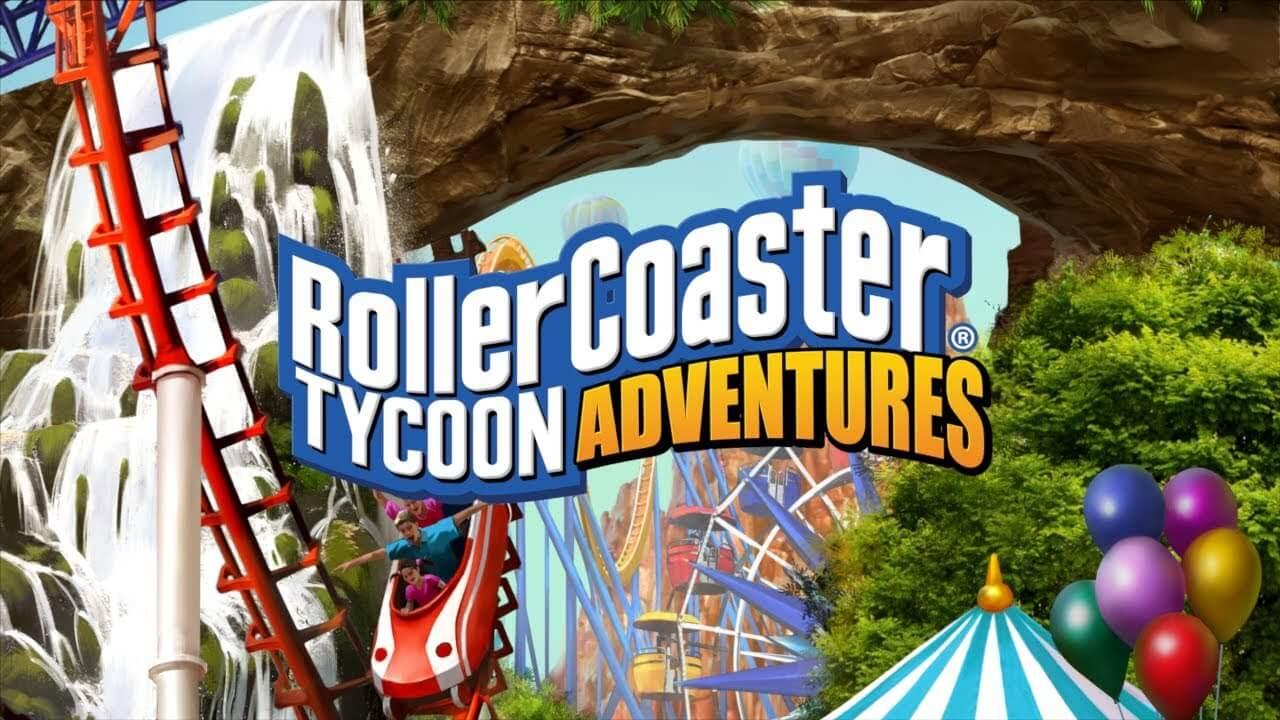 Foto de RollerCoaster Tycoon Adventures chega ao PC
