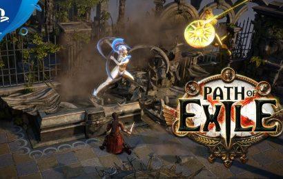 Path of Exile chegará em breve ao Ps4