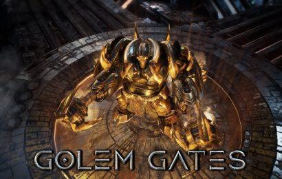 Golem Gates chegando para PS4, Xbox One e Switch!