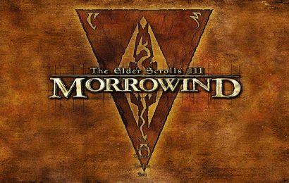 Morrowind fica de graça apenas hoje no site da Bethesda