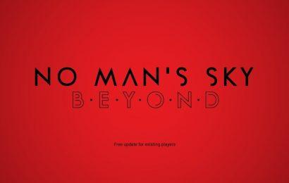 BEYOND é a mais nova grande expansão de No Man's Sky