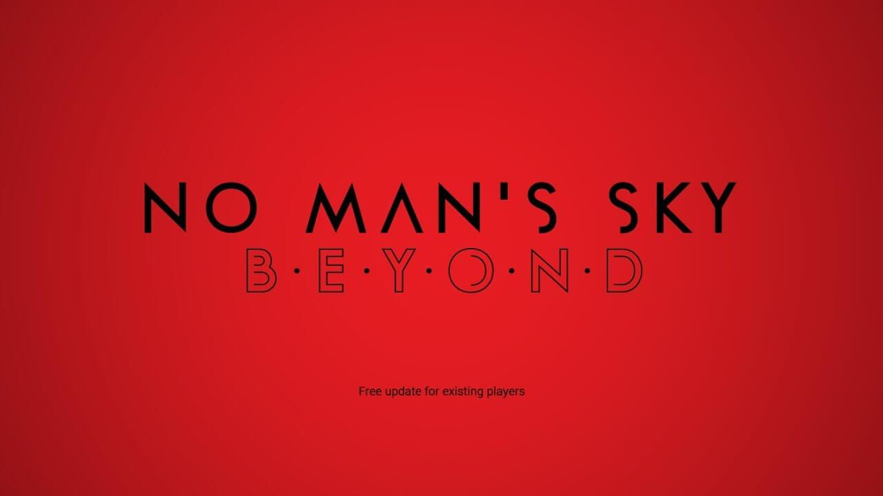 Foto de BEYOND é a mais nova grande expansão de No Man's Sky