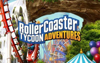 Análise: RollerCoaster Tycoon Adventures não supre a saudade dos primeiros jogos