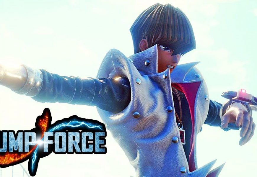 Seto Kaiba é o mais novo personagem de Jump Force