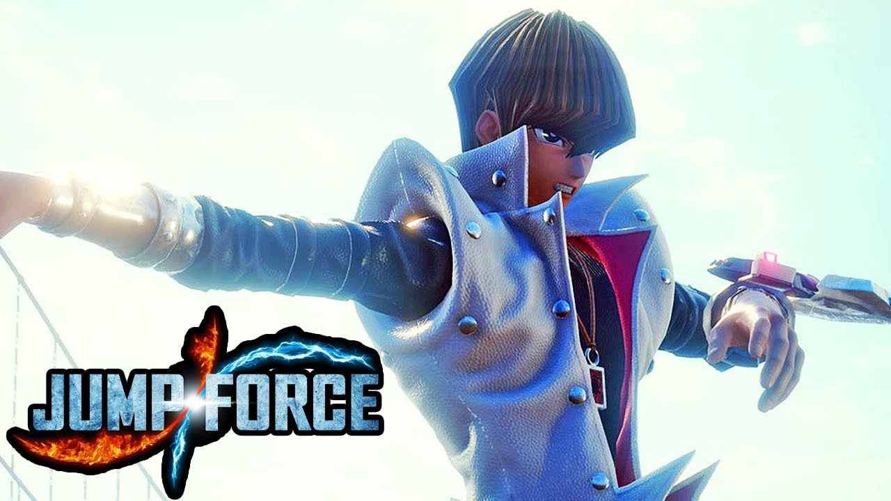 Foto de Seto Kaiba é o mais novo personagem de Jump Force