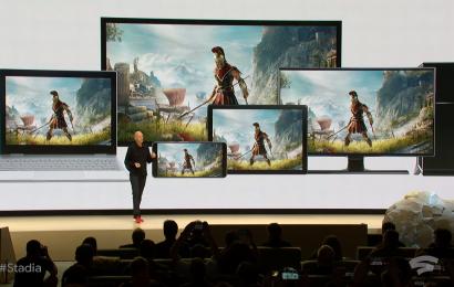 """Stadia, o """"console"""" da GOOGLE, será 100% digital e fará streaming a 4K"""