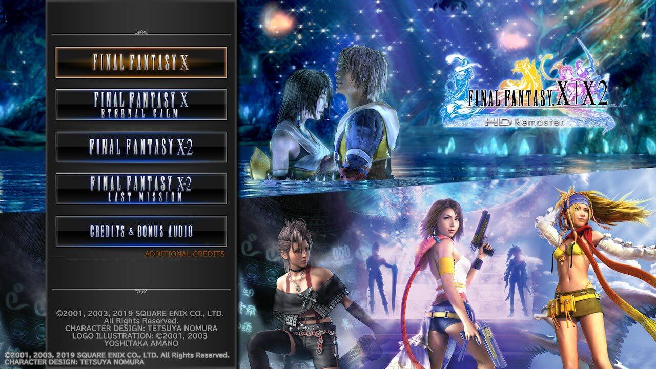 Foto de Análise: FINAL FANTASY X | X-2 HD Remaster, como estressar um título e ainda assim vender muito!